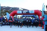 Este sábado será la tercera edición de Snow Run