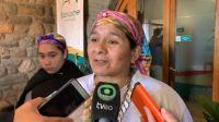 La Justicia Federal absolvió a la dirigente mapuche María Nahuel