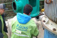 Aguas Rionegrinas: Licitan la compra de insumos por 230 millones de pesos