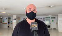 """""""La situación es casi normal, pero el virus sigue presente"""", afirmó el director del Hospital Zonal"""