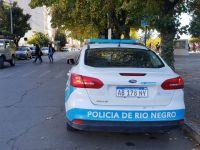 Un detenido por violentar un vehículo estacionado