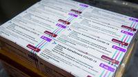 Llegó al país un cargamento de más de 800 mil dosis de AstraZeneca donadas por España