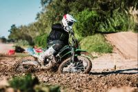 Luzzardi culminó cuarto en la fecha de Motocross en Córdoba