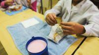 Vuelve el refrigerio a las escuelas de Bariloche