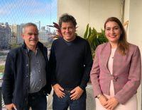 Río Negro: De Rege y Matzen obtuvieron el respaldo de los radicales Manes y Morales