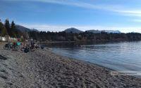 Suben las temperaturas máximas al inicio de la semana en Bariloche
