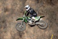 Buena tarea de los pilotos locales en el Motocross de Villa Regina