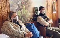 Coordinan acciones para prevenir incendios forestales en el verano