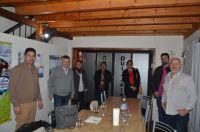 El Partido Sur manifestó su apoyo a Germán Jalabert