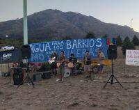 """Reclamarán """"agua para el pueblo, no para las mineras"""" en el alto de Bariloche"""