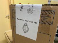PASO: Los números en Bariloche