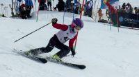 Pequeños esquiadores barilochenses iniciaron el mes compitiendo en Cerro Bayo