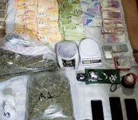 El Bolsón: Desarticulan una organización dedicada al narcomenudeo