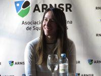 La mejor jugadora argentina de Squash está en Bariloche