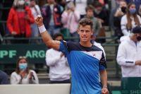 "Con un triunfo del ""Peque"" Schwartzman, Argentina le ganó la serie a Bielorrusia por 3 a 1"