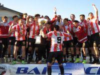 Estudiantes Unidos gritó campeón en la Copa Bariloche