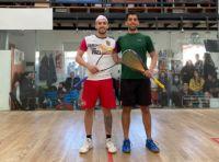 Daniel Lomaglio ganó la fecha de la Liga rionegrina de Squash