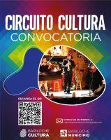 Abren la convocatoria para el Circuito Cultural Bariloche