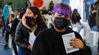Bariloche vacunó a los primeros 500 jóvenes de 17 años sin factores de riesgo