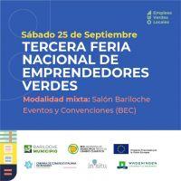 Se viene la Tercera Feria Nacional de Emprendedores Verdes