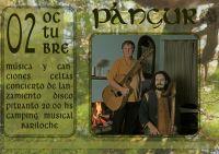 """Pángur presenta """"Pitranto"""": música y canciones celtas"""