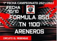 En octubre comienza el campeonato de automovilismo local