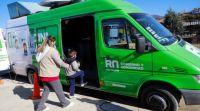 El Registro Civil Móvil realizó más de 1000 trámites en Bariloche
