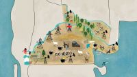 """""""Ambientureros"""", el desafío que promueve conciencia ambiental a los estudiantes rionegrinos"""