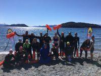 Se realizó el Primer Encuentro de Natación Máster de la Cordillera