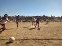 Continúa la Copa Integración de la Liga Municipal de fútbol femenino