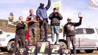Pilotos barilochenses se subieron al podio en varias oportunidades en el Enduro Cordillerano