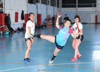 Se disputó una atractiva segunda fecha del Handball local