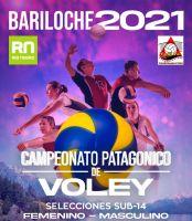 El Patagónico de vóley Sub 14 se juega en Bariloche este fin de semana