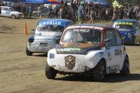 Pérez, Oreste y Rodríguez, los ganadores en el regreso del automovilismo local