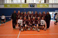 Campeonas y subcampeones rionegrinos en el Patagónico Sub 14 de Vóley