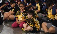 Más de un centenar de chicos participaron de un gran encuentro de Handball