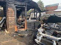 """Se incendió su casa en Neuquén al 1300: """"Nos quedamos solo con lo puesto"""""""