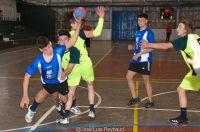 Soyem y San Esteban los ganadores en la cuarta fecha del Handball local