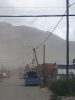 La CEB sigue reparando los daños provocados por el temporal sobre el tendido eléctrico