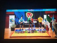 Destacada actuación de Dante Pizzuti en México