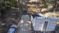 Pavimentación del acceso a Colonia Suiza: habrá un corte de 3 días en calle Beveraggi