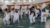 Carreras acompañó a los nuevos egresados del IPAP de la Zona Andina