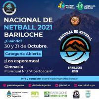 Llega el Nacional de Netball 2021 a Bariloche