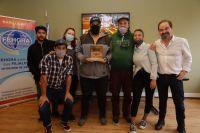 Los chefs ganadores de Bariloche a la Carta 2021 recibieron sus premios